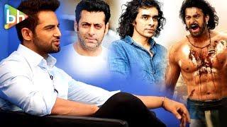 Upen Patel's SUPERB Rapid Fire | Salman Khan | Baahubali 2 | Imtiaz Ali