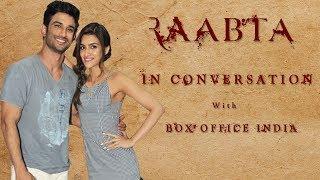 Raabta   Sushant Singh Rajput   Kriti Sanon   Dinesh Vijan   In Conversation   Box Office India