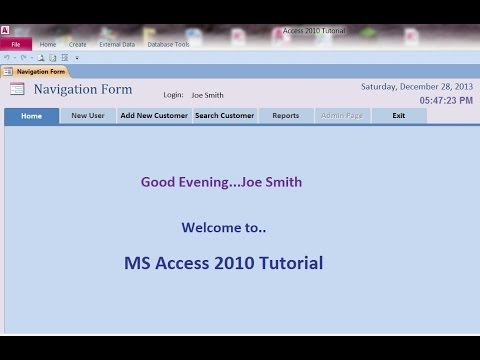 How to prevent duplicate data entry : MS Access 2010, 2007