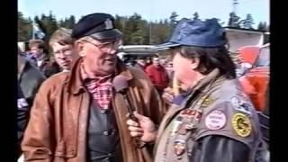 Veteranmarknad på Fridhem i Uddevalla. 1995. - LTVU.SE