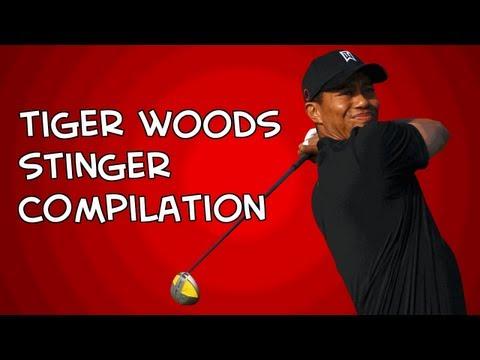 Tiger Woods Stinger Compilation