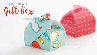 Download How to make Gift Box | DIY Crafts | Handcraft Video