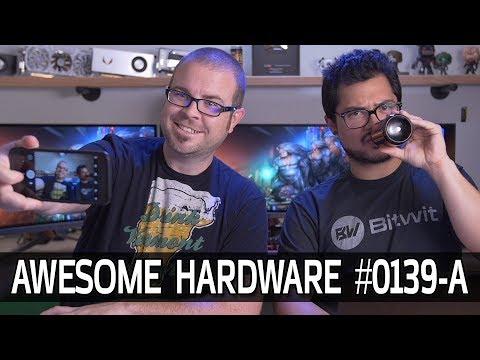 Awesome Hardware #0139-A: Coffee Lake H, Sketchy NVIDIA