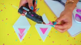 Download DIY CELEB STYLE Ariana Headphones, YEEZY Boots, Rihanna Slides Video
