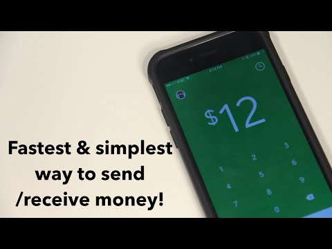 Best Way to Send & Receive Money! (Square Cash)