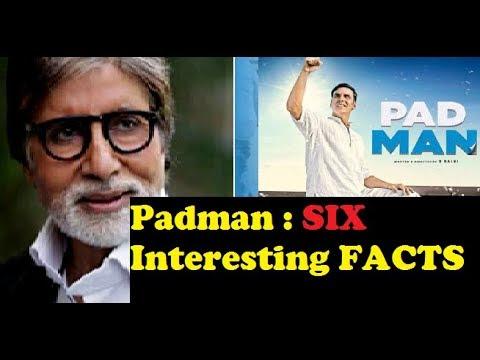 Padman : 6 Interesting Facts
