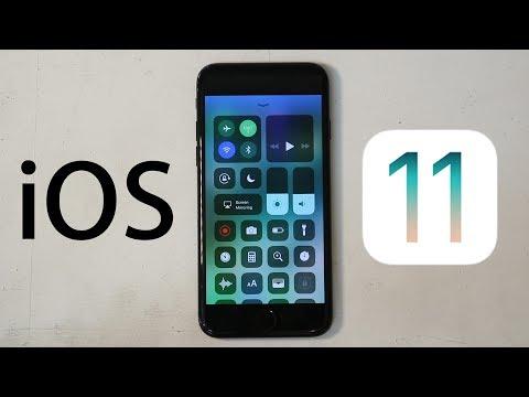 iOS 11 beta: notification center, screen recording, and more!