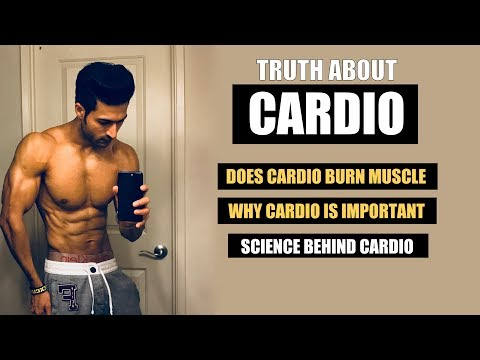 Get Full Knowledge about CARDIO |  Why we do cardio? Does it Burn Muscle | Info by Guru Mann