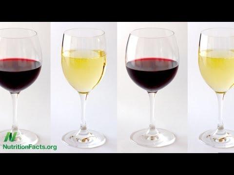 Breast Cancer Risk: Red Wine vs. White Wine