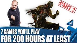 7 Massive Games You