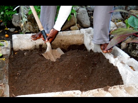 GOT BAD SOIL? THEN LET'S IMPROVE IT:Agrosuede