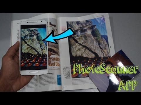 PhotoScan App By Google