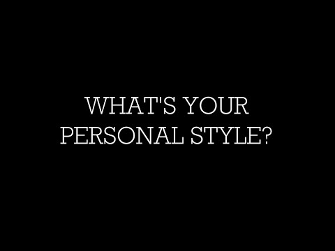 Whats your Personal Style? - Fashion Quiz | Zodie Styles