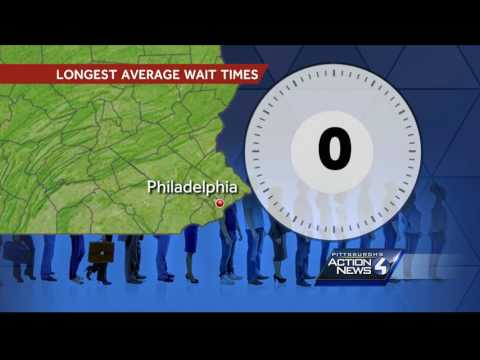 Investigation reveals wait times at DMV offices in Pennsylvania
