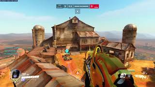Overwatch Xim4 Mouse and Keyboard Nasty Hanzo Shots