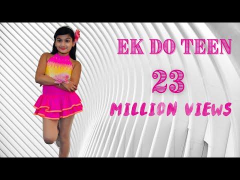 Baaghi 2: Ek Do Teen Song | Jacqueline Fernandez |Dance Cover