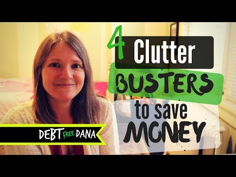 Declutter to Save Money