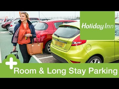 Heathrow Holiday Inn M4J4 Hotel Long Stay With Parking | Holiday Extras