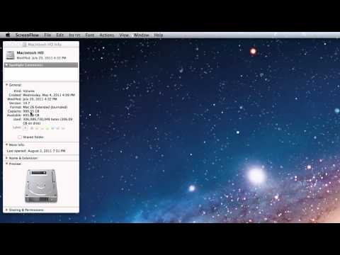 How to Check Storage on a Mac