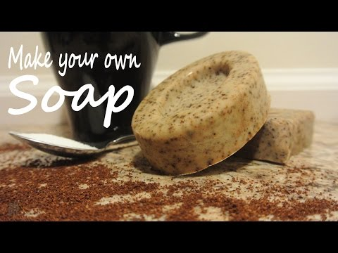 How to make Soap - DIY Tutorial