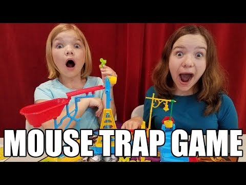 Mouse Trap Game Hack! Time For Toys | Babyteeth More!