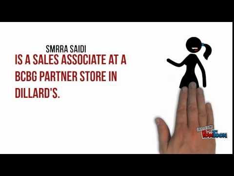 BCBGMAXAZRIA sales associate