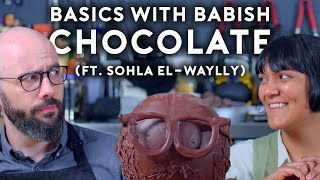 Chocolate (ft. Sohla El-Waylly) | Basics with Babish