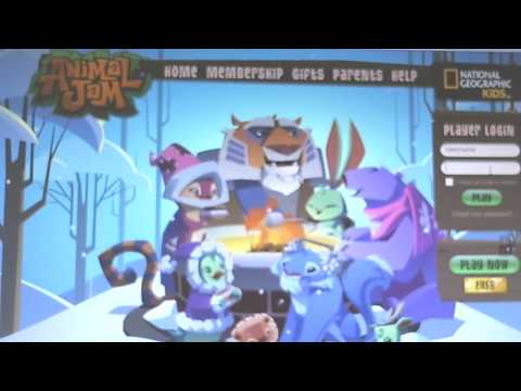 free animal jam accounts