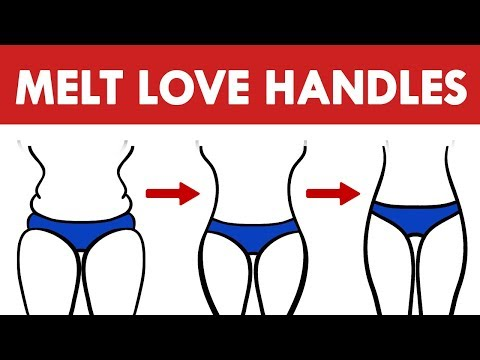 How To Get Rid of Love Handles Fast🏁 | 10 Minute Muffin Top Workout To Shrink Your Waistline!