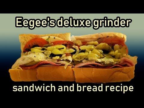 eegees deluxe grinder complete recipe