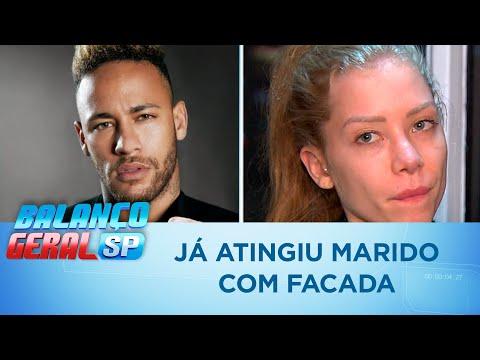 Xxx Mp4 Jovem Que Acusa Neymar De Estupro Já Atingiu Marido Com Facada 3gp Sex