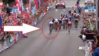 Peter Sagan | World Champion | Bergen 2017 !!!