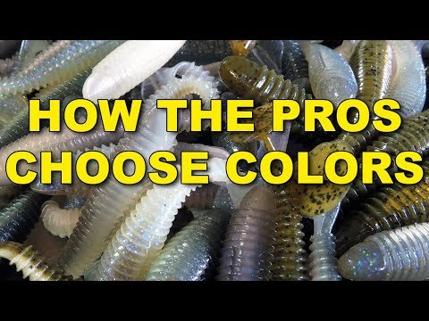 How To Choose The Best Lure Colors | Bass Fishing