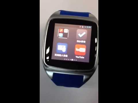 NEW Intelligent Android 4.2 SmartWatch Phone Smart Mobile Phone - Weixingtech