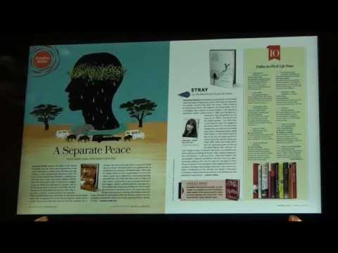 Part 2: Kindle Fire HD Magazine Review