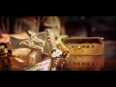 B&G Little Sister Brass Hardware  - the making-of