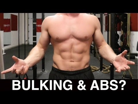 Should You Train ABS While Bulking? | WILL YOUR STOMACH GET BIGGER?