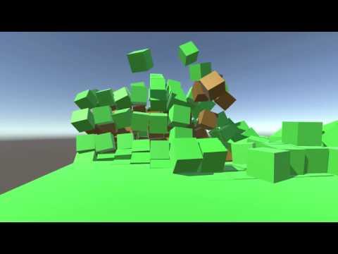 Grenade Prototype (Voxels) [Unity 3D]