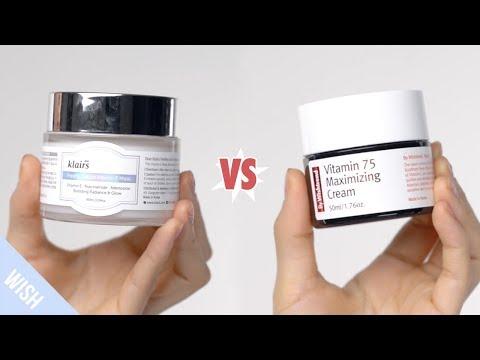 The Best Vitamin E cream Comparison | Vitamin E Mask VS Vitamin 75 Maximizing Cream