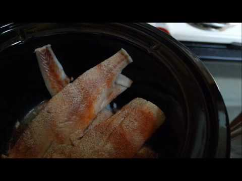 CROCK POT FISH TOSTADAS | VLOGUST # 9 | COLLAB GROWING WITH THE GREENS | TALLGLAMAZONJMOMMY