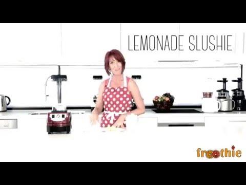 Make a Lemonade Slushie with the Optimum Blender