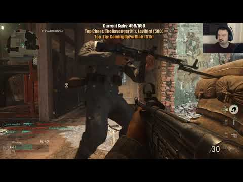 COD WW II MY BEST SESSION EVER! pt14