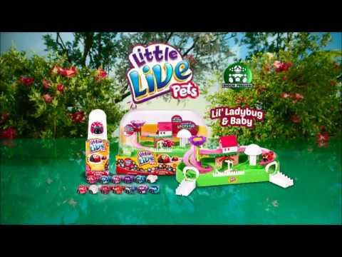 Little Live Pets - Πασχαλίτσες
