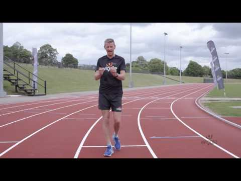 Steve Cram's tips for setting your fastest mile| Tip #1 - Setting a target