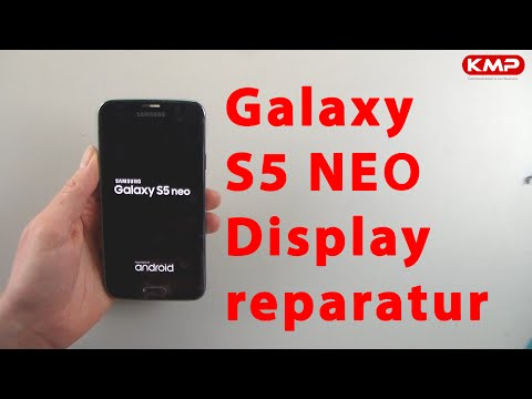 Let´s repair - Samsung Galaxy S5 NEO G903F Display repair, wechseln, tauschen