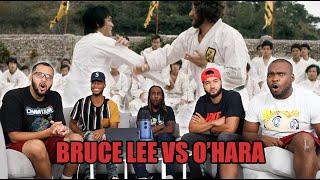 Enter the Dragon - Bruce Lee vs O