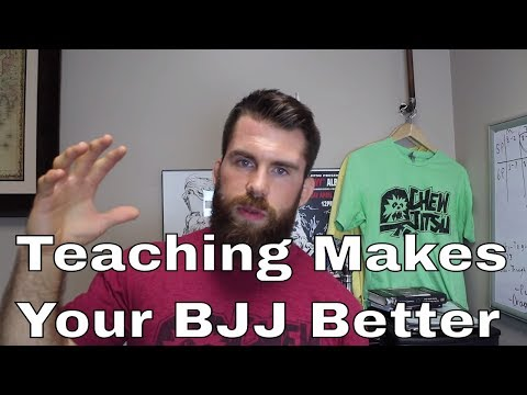 How I Became a Full Time BJJ Coach with a Full Time Job