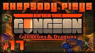 Let's Play Enter the Gungeon Advanced Gungeons & Draguns: Daring - Episode 17