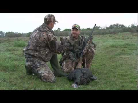 Florida South Zone Osceola hunt with Woodhaven Custom Calls Pro Staffer-Scott Ellis-2011