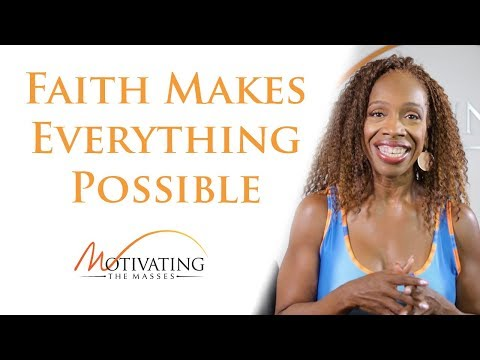 Lisa Nichols - How Faith Makes Everything Possible